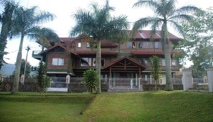 Samakta Guest House Lembang - Exterior