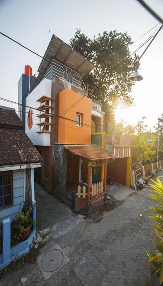 D Classic Homestay Yogyakarta - exterior