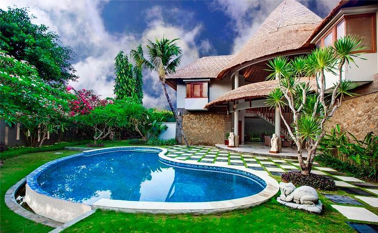 Abi Bali Resort Villa & Spa Bali - Bangunan Deluxe Sriya Resort