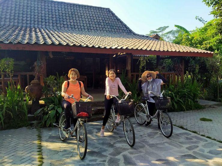 Omah Biyung Magelang - Exterior