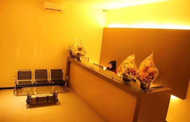 Hotel Puri Mas Banjarmasin - Reception