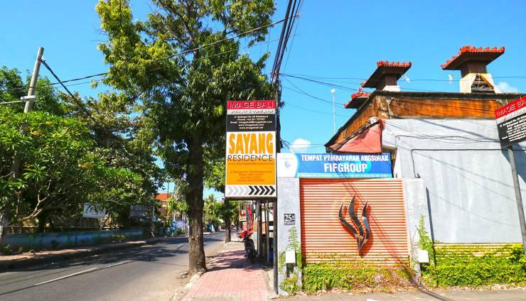 Sayang Residence 2 Bali - Entrance
