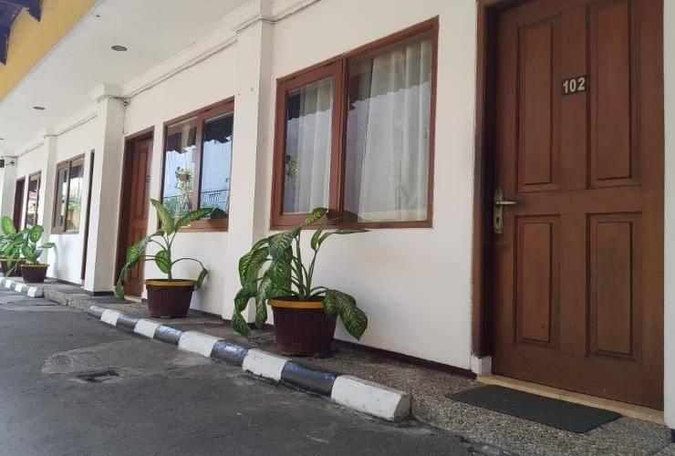 Hotel Maxim Jakarta - Exterior
