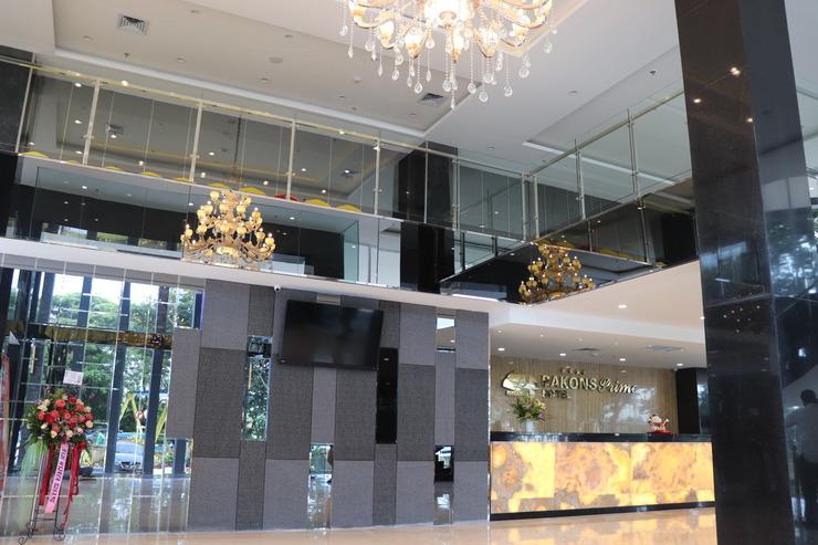 Pakons Prime Hotel Tangerang - Interior