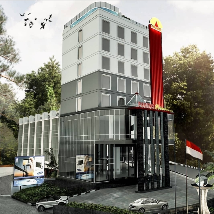Pakons Prime Hotel Tangerang - Exterior