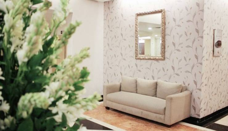 Horison Arcadia Mangga Dua Jakarta - Lobby