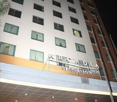Horison Arcadia Mangga Dua Jakarta - Exterior