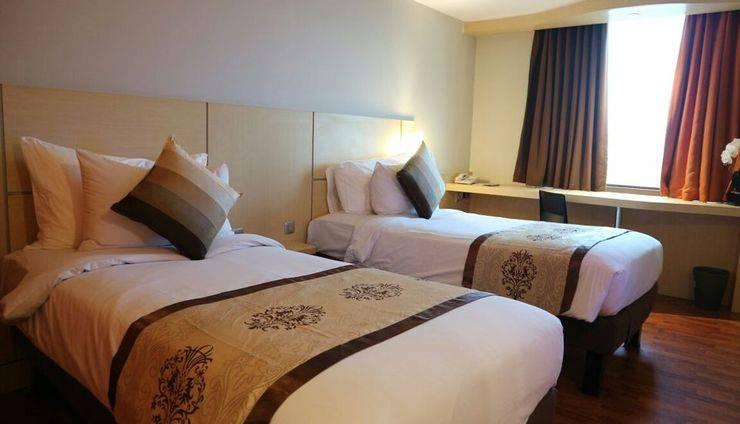 Horison Arcadia Mangga Dua Jakarta - Deluxe Twin Bed