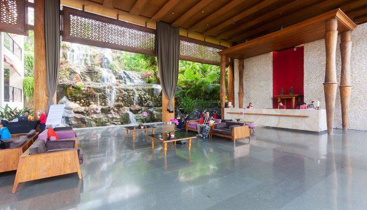 ZEN Premium Jimbaran Ungasan Bali - Lobi