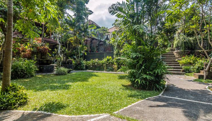 ZenRooms Ubud Dewi Sita Bali - Taman