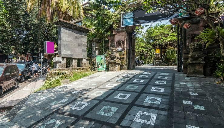 ZenRooms Ubud Dewi Sita Bali - Tampak luar