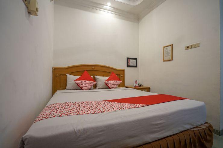 OYO 1173 Hotel Shofa Marwah Palembang - Bedroom