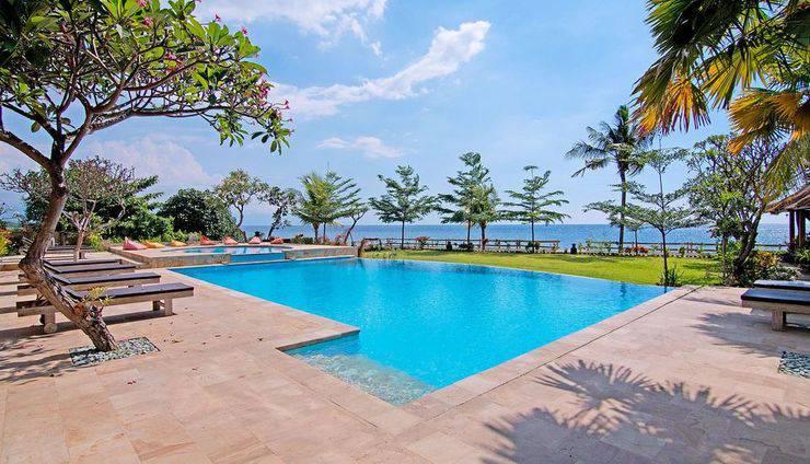 ZenRooms Lovina Rice Field and Ocean View Bali - Kolam Renang