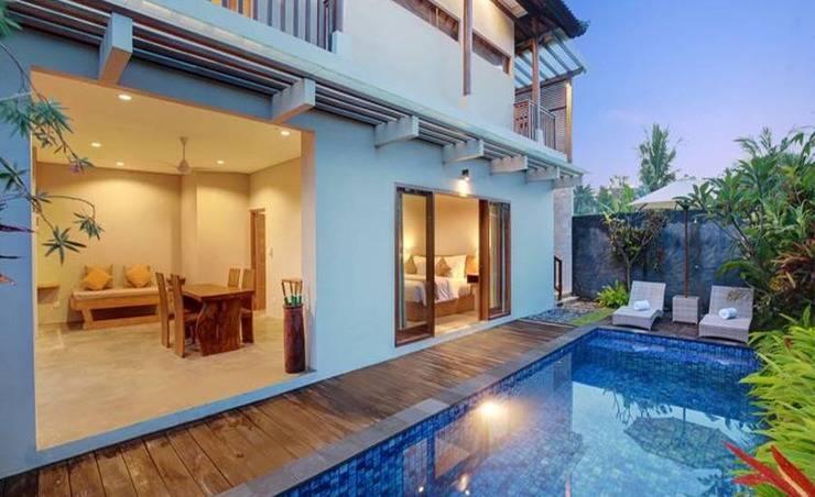 Sativa Villas Ubud by Premier Hospitality Asia Bali - Kolam Renang