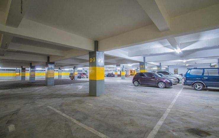 Hotel Trio Indah 2 Malang - Parkiran