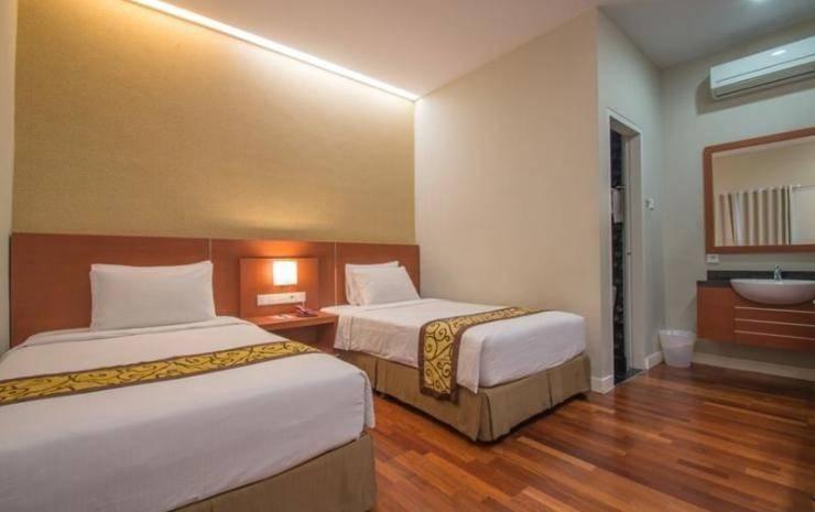Hotel Trio Indah 2 Malang - Kamar tamu
