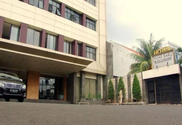 Alamat Harga Kamar Hotel Pasar Baru - Jakarta