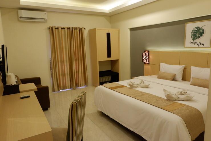 Ataya Hotel Solo - Kamar Balkon