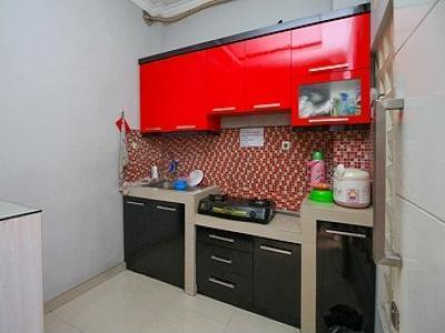 Airy Eco Syariah Grogol Latumenten Satria Tiga 30 Jakarta Jakarta - kitchen
