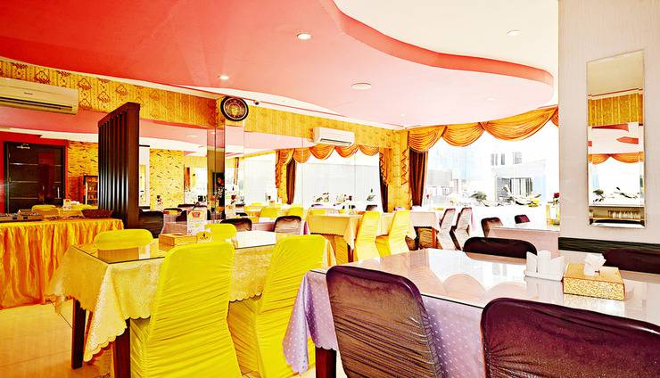 ZenRooms Hayam Wuruk Gajah Mada Jakarta - Restoran