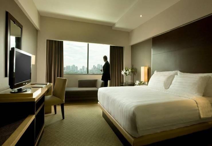 Hotel Santika Premiere Jakarta - Kamar tamu