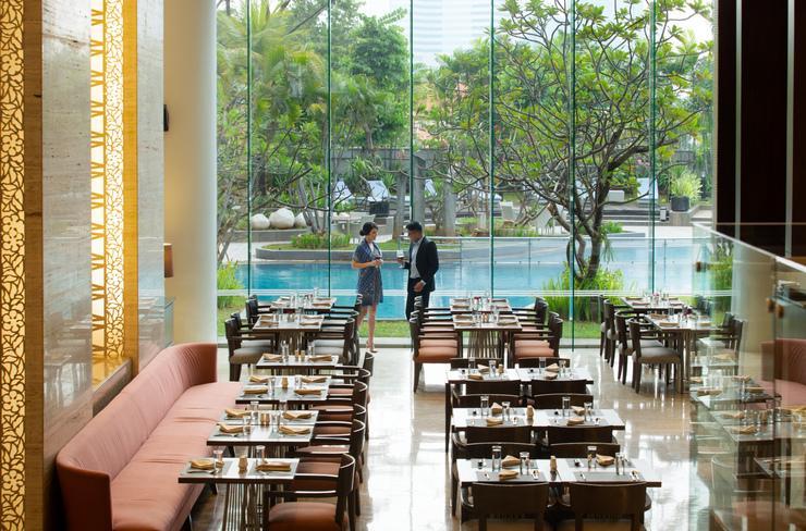 Hotel Santika Premiere Jakarta - Restaurant