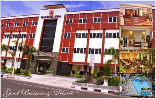 Abadi Hotel Jogja - Facade