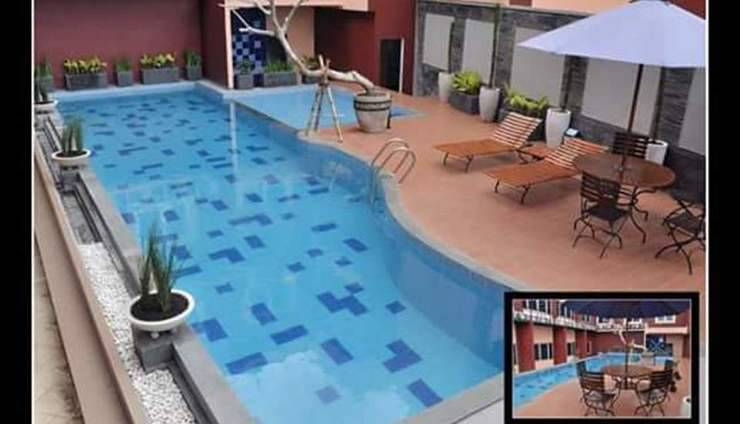 Abadi Hotel Jogja - Swimming Pool