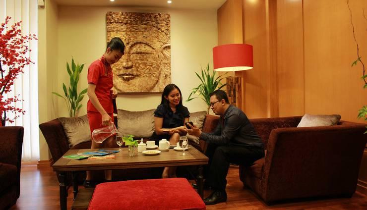Abadi Hotel Jogja - Abadi Lounge