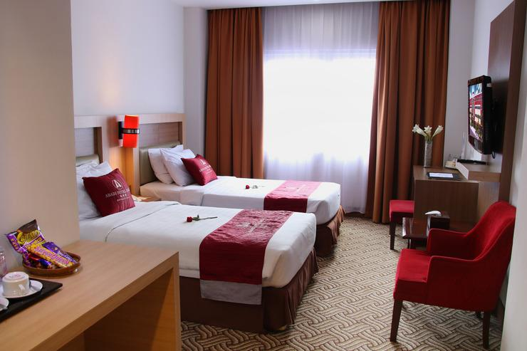 Abadi Hotel Jogja - Standard Bisnis Twin