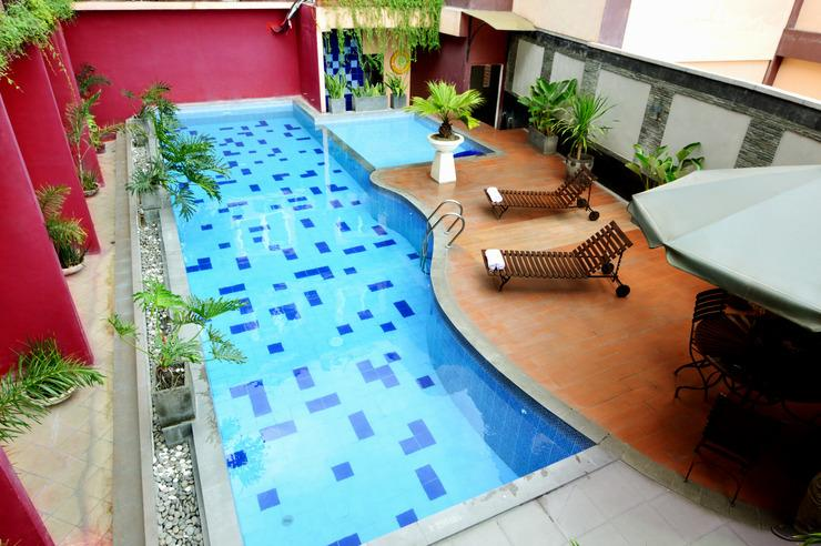 Abadi Hotel Jogja - New Pool