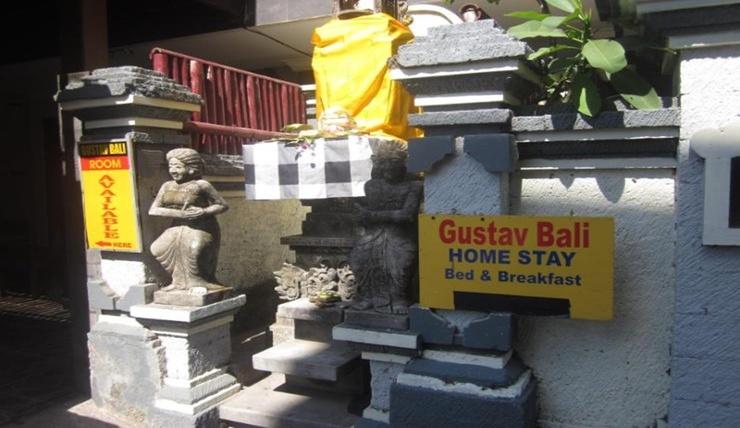 Gustav Bali Homestay Bali - Facilities