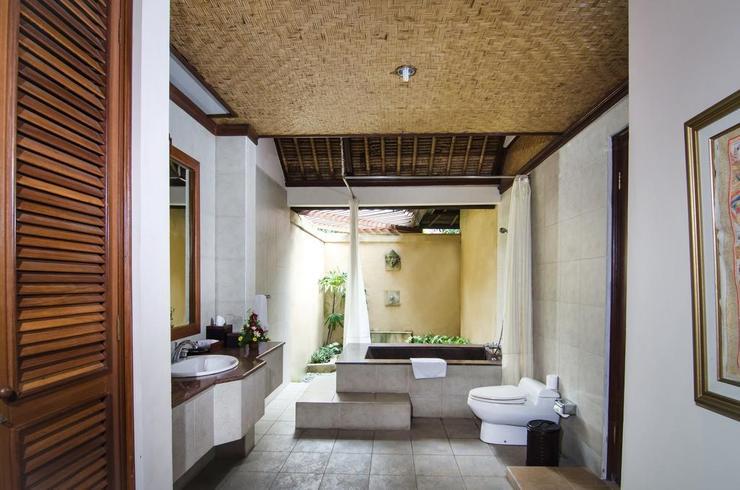 Sri Phala Resort & Villas Bali - Bathroom