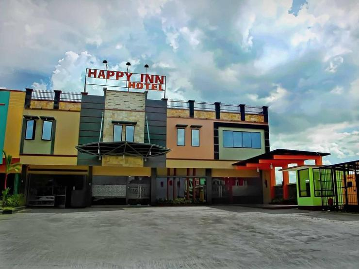 Happy Inn Hotel Kendari - Exterior