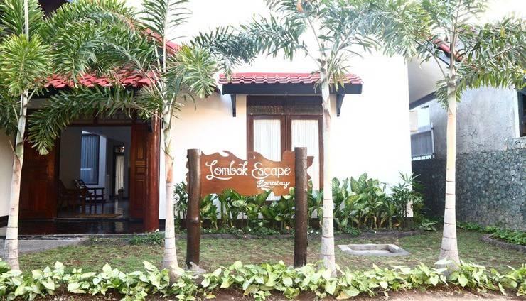 Lombok Escape Homestay Lombok - Exterior