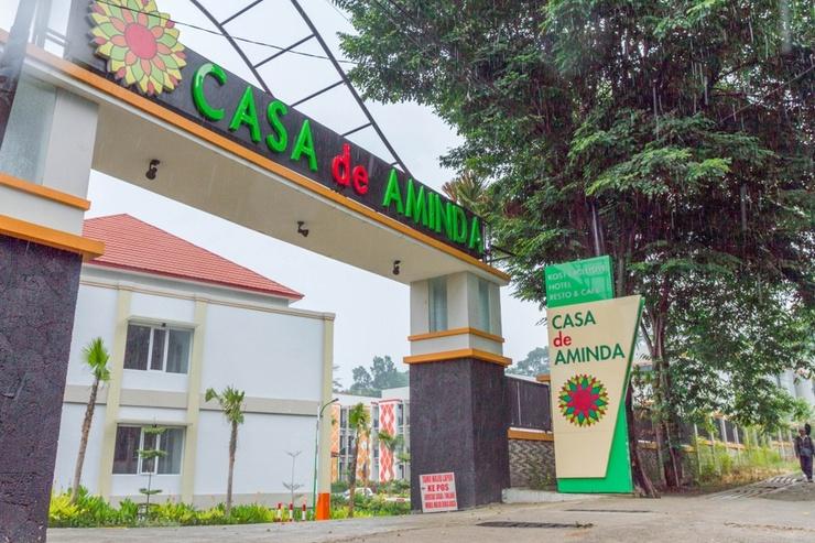 Casa De Aminda Sumedang - Appearance