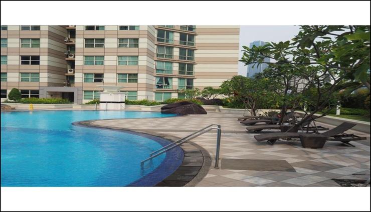 Apartment Batavia Residence By Roomz Jakarta - exterior