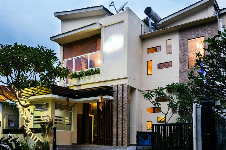 OYO 683 Jepun Guesthouse Lombok - Facade