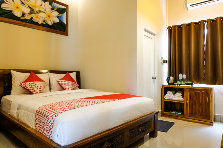 OYO 683 Jepun Guesthouse Lombok - Guest Room