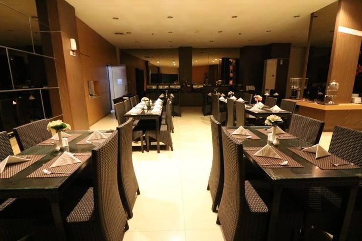 NIDA Rooms Losari Heritage Makassar - Restoran