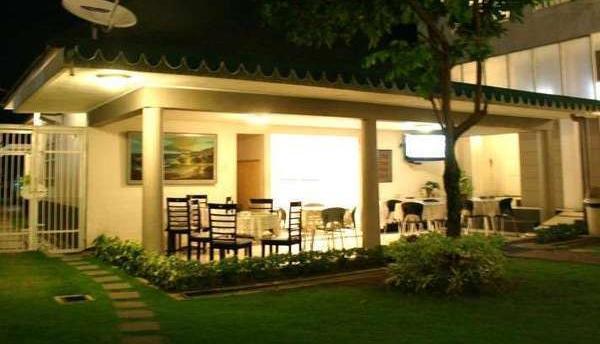The Sriwijaya Hotel Padang - Restoran
