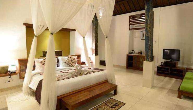 Alam Bidadari Resort Seminyak Bali - Kamar