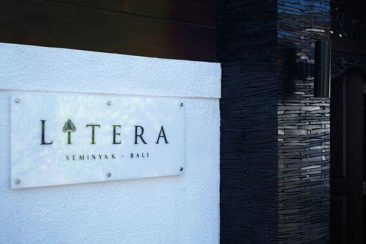 Villa Litera Seminyak Bali - Exterior