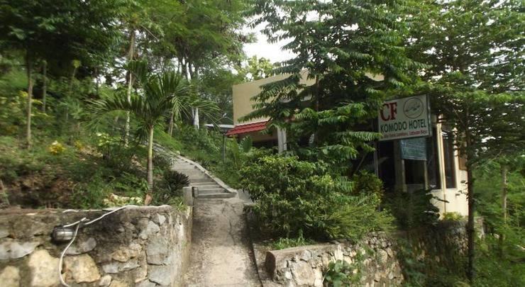 CF Komodo Hotel Flores - Appearance