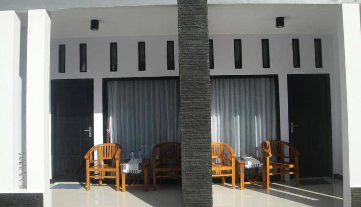 CF Komodo Hotel Manggarai Barat - View