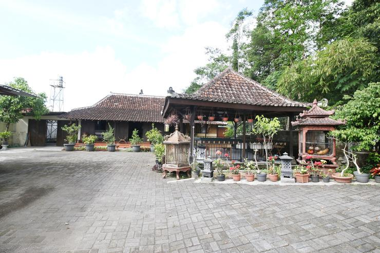 Airy Eco Sleman Kaliurang KM 19 Yogyakarta - Exterior