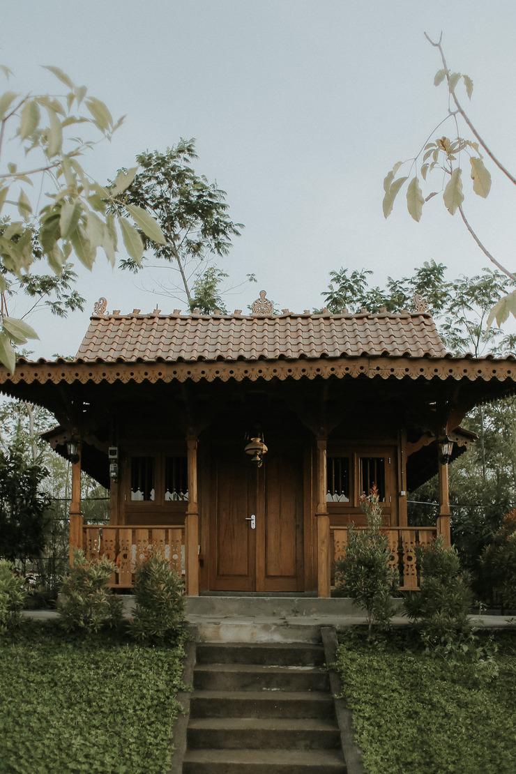 Keboen Ndalem Homestay Semarang - exterior