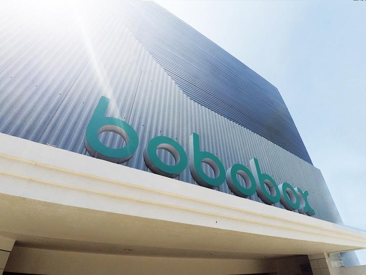 Bobobox Pods Paskal Bandung - Tampak depan