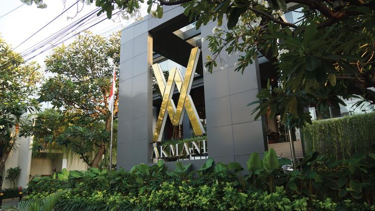 Akmani Hotel Jakarta - Outdoor / 2019