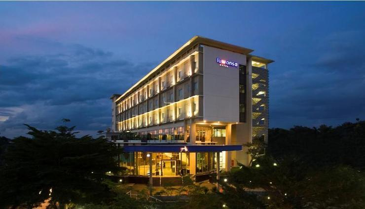 Hotel Luwansa Palangkaraya Palangka Raya - Exterior